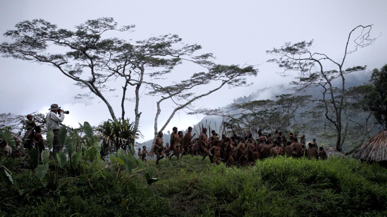 Image result for il sale della terra recensione film