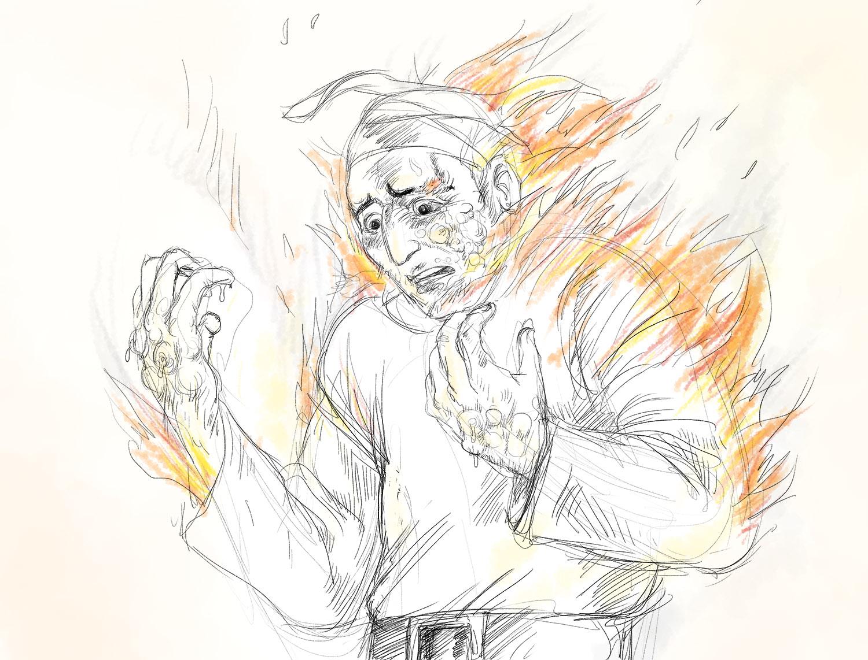 burn baby burn,
