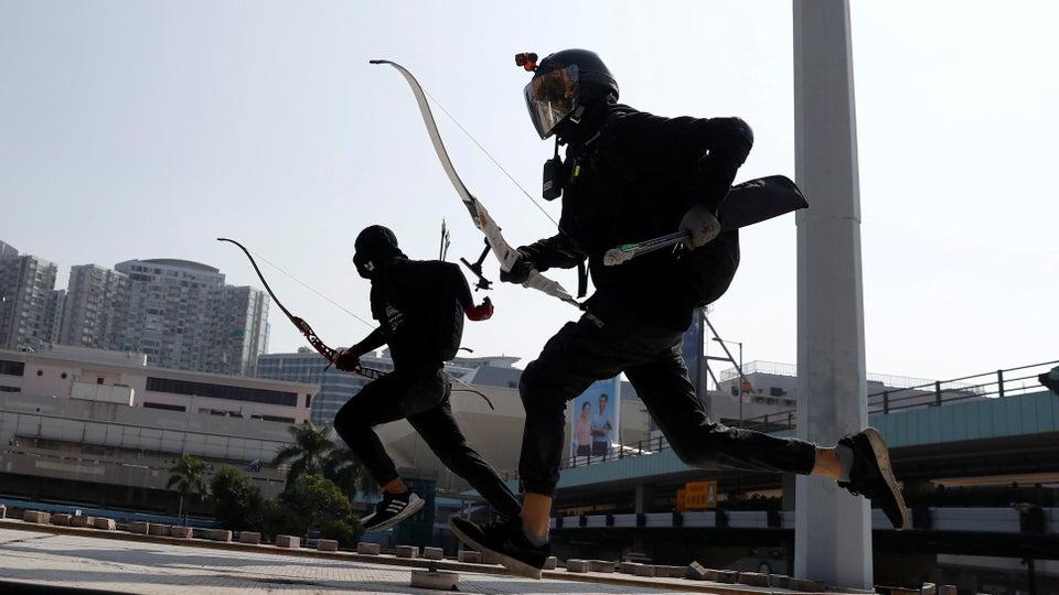 Hong Kong – contro l'estradizione scendono in piazza gli studenti