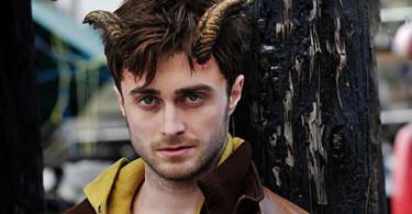 Daniel-Radcliffe-Horns